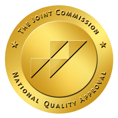 The Joint Commission National Quality Approval Gold Seal logo