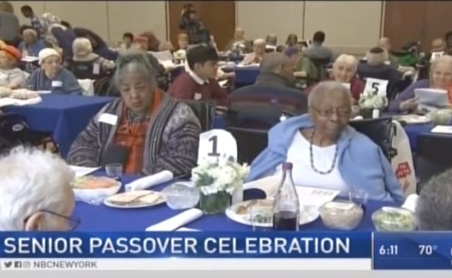 The New Jewish Home Seder in the News