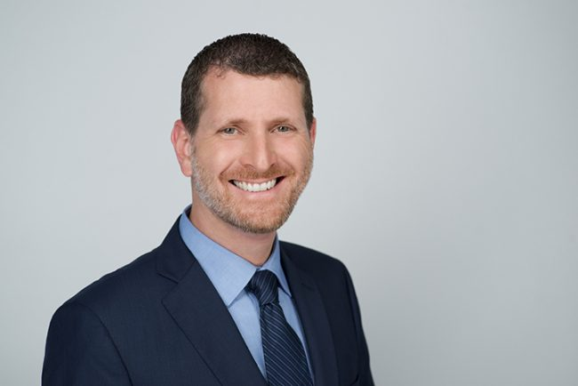Headshot of Dr. Jeffery Farber, President and CEO of The New Jewish Home