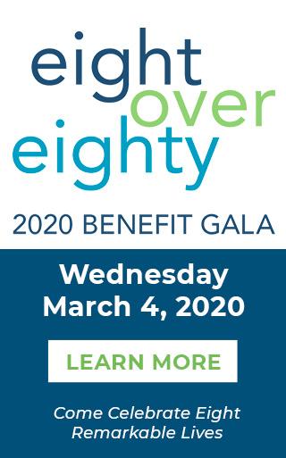 8 over 80 2020 Benefits Gala