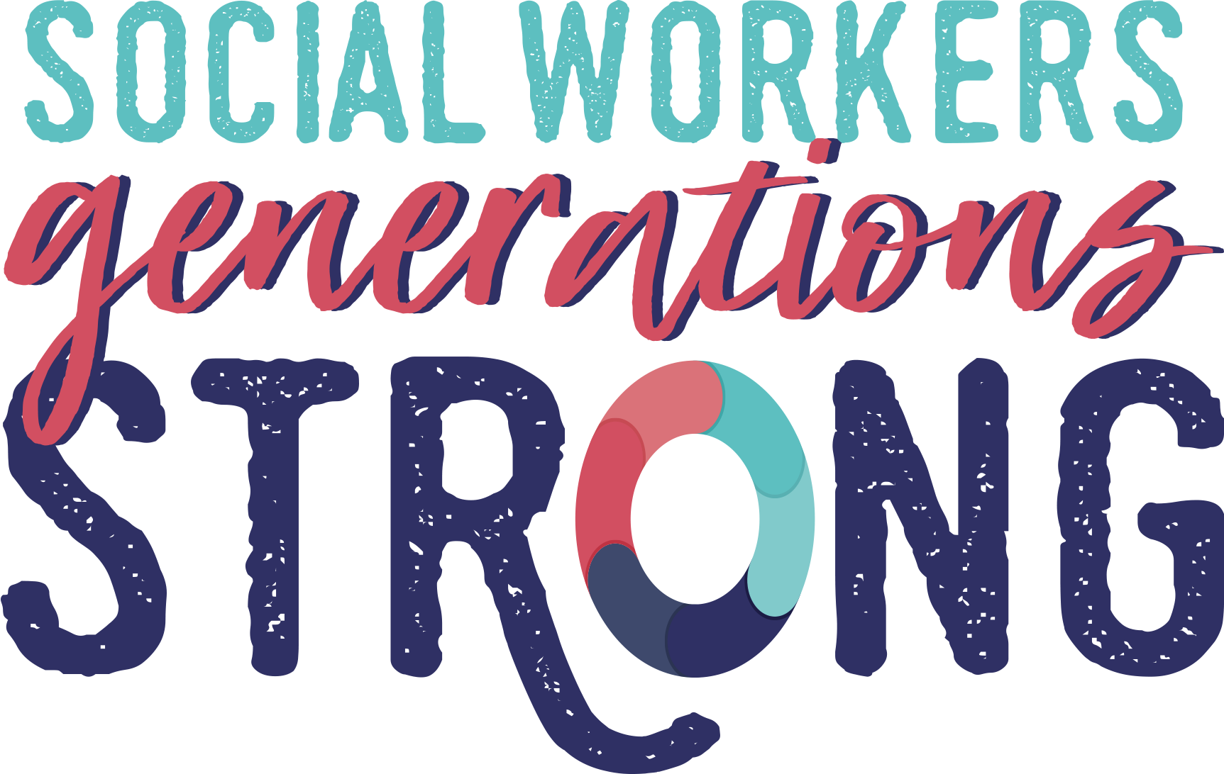 Social Workers Generations Strong logo
