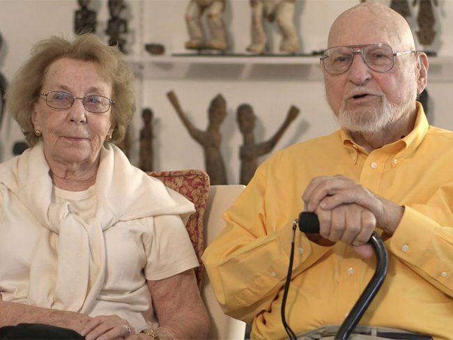 Rita and Fred Richman