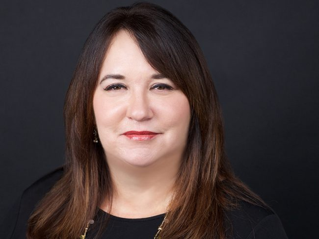 Sandra Mundy, Administrator at The New Jewish Home's Manhattan campus