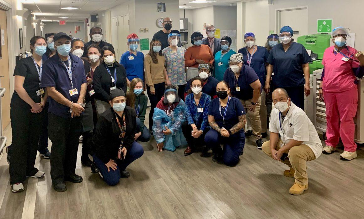 Manhattan Senior Care Staff